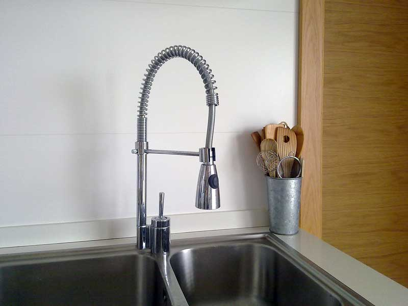 What is Pre Rinse Faucet? How it was work