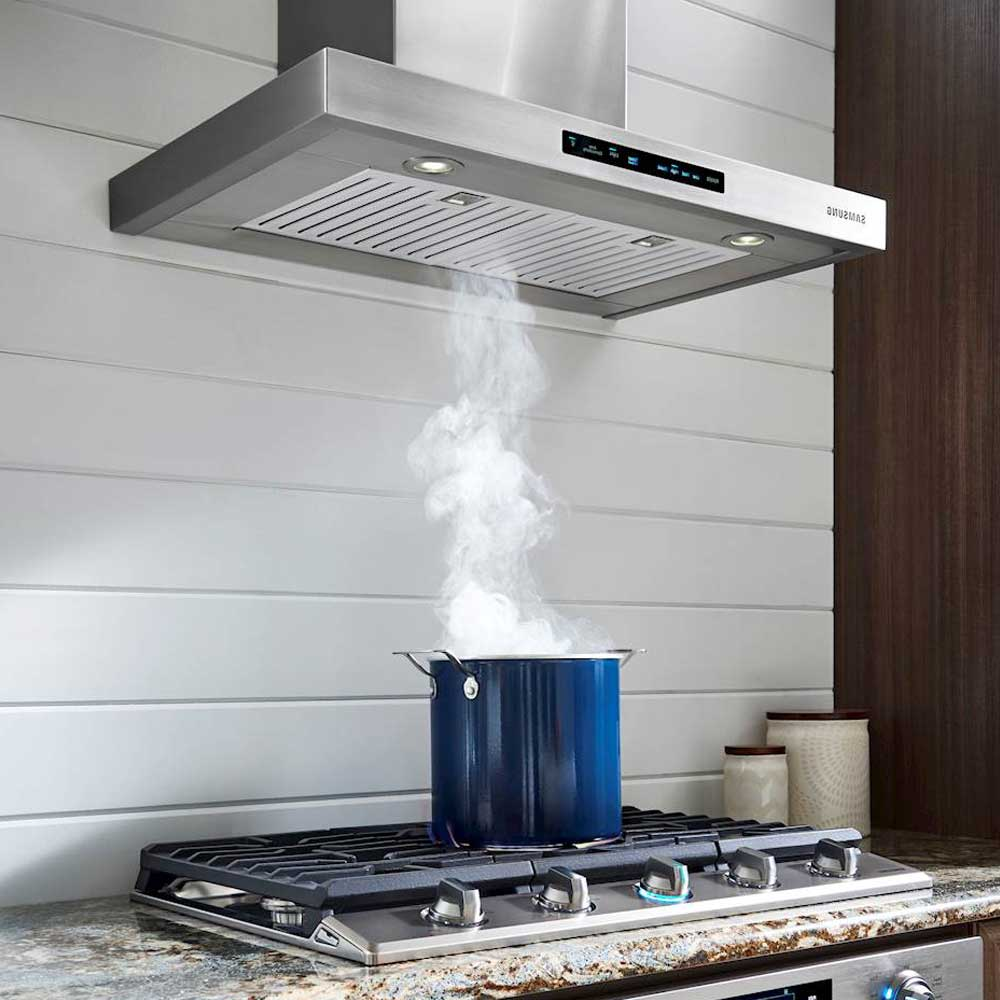 How Does Range Hood Work And It's Benefit