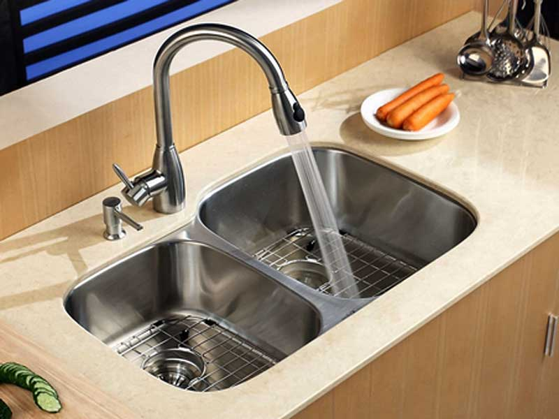 Best 60 40 Stainless Steel Undermount Sink With Expert Buying Guides
