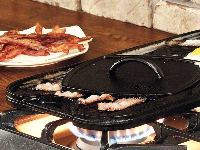 Find The Best Cast Iron Griddle For Gas Stove With Expert Review