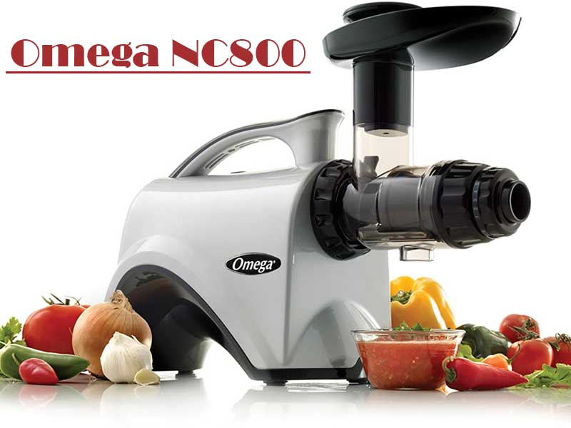 Omega NC800 Juicer Review | The Best Masticating Slow Juicer