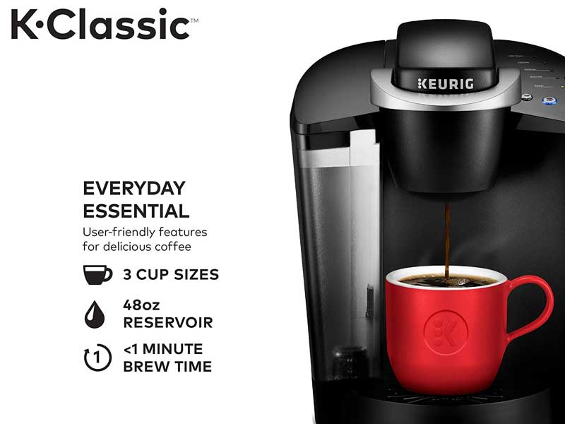 Things to consider this buying guide before purchase keurig k-classic coffee maker