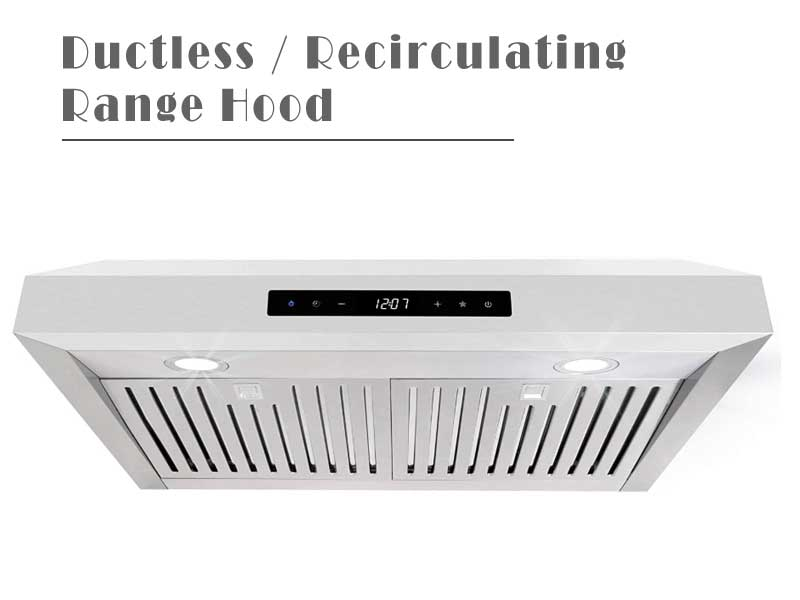 What Is A Recirculating Range Hood - 5 Easy Step To Understand