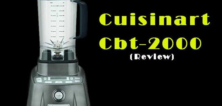 Cuisinart Cbt-2000: The Best Hurricane Pro Blender 3.5