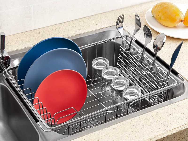 How To Choose Best Rust Proof Dish Rack Entire Busy Market?
