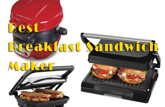 Things To Consider Before Purchased The Best Breakfast Sandwich Maker