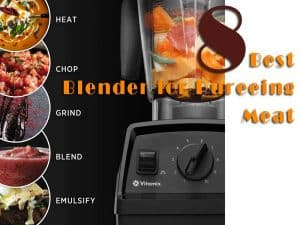 things to consider before buying the Best Blender For Pureeing Meat
