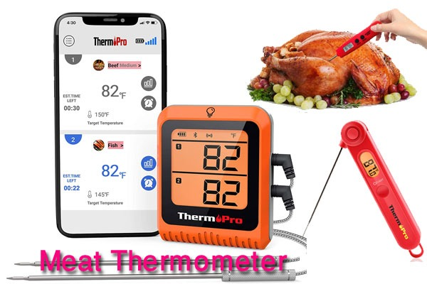 How To Use A Meat Thermometer For Getting Temperature Properly