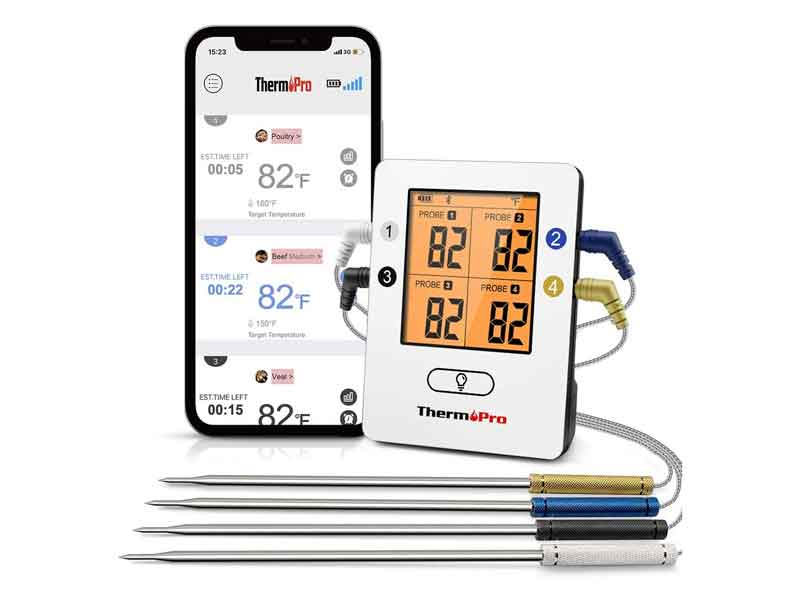 Advance Buying Guide Including User Manual ThermoPro TP25 Review