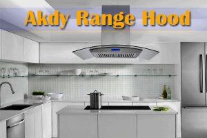 Best akdy range hood reviews